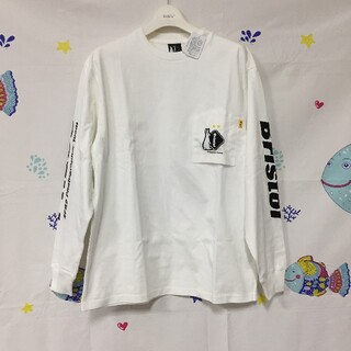 エフシーアールビー(F.C.R.B.)のFCRB FR2 POCKET L/S TEE(Tシャツ/カットソー(七分/長袖))
