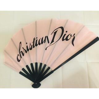 Christian Dior - 新品未開封♡クリスチャンディオール  扇子♡