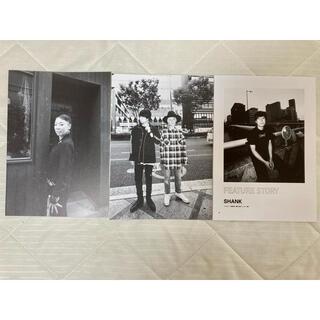 大西ユカリ/吉田山田/SHANK】GOOD ROCKS! Vol.96 切り抜き(アート/エンタメ/ホビー)