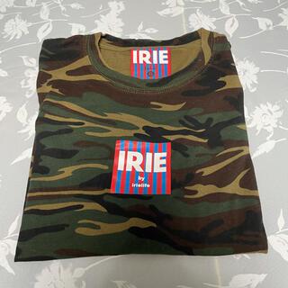 アイリーライフ(IRIE LIFE)の【IRIE  アイリー】Tシャツ 迷彩 XLサイズ TAG TEE レゲエ(Tシャツ/カットソー(半袖/袖なし))