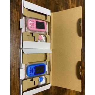 フジツウ(富士通)のf03j キッズケータイ 未使用 SIMロック解除未実施(携帯電話本体)