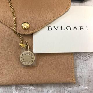 ブルガリ(BVLGARI)のブルガリ チャーム ネクレス ゴールド 新品未使用(チャーム)