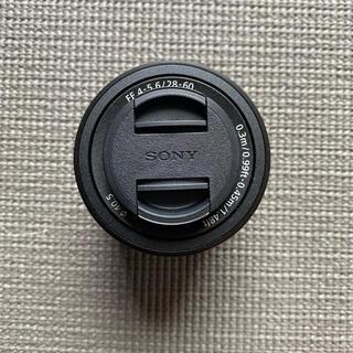 ソニー(SONY)のあきふみ様専用SEL2860 FE28-60mm F4-5.6(レンズ(ズーム))