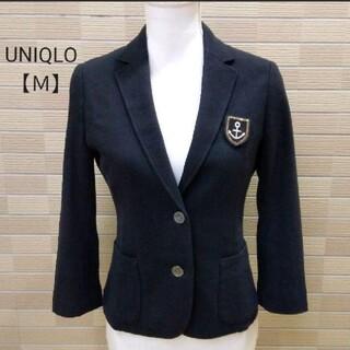 ユニクロ(UNIQLO)のユニクロ テーラード ジャケット【Mサイズ】(テーラードジャケット)