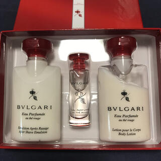 BVLGARI - エミレーツビジネスクラスアメニティ ブルガリアメニティセット
