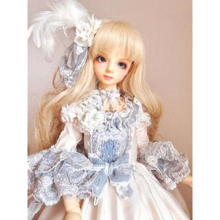 ボークス(VOLKS)の* Super Dollfie スーパードルフィー アナイス ロココドレス付* (人形)