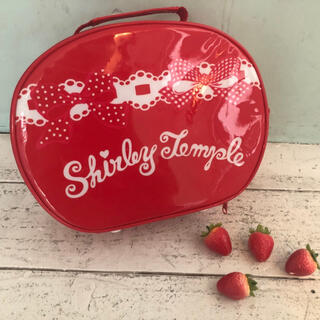 Shirley Temple - クーポン利用可能 新品 シャーリーテンプル トラベルBAG