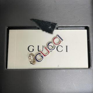 Gucci - GUCCI チャーム ネックレス キーホルダー
