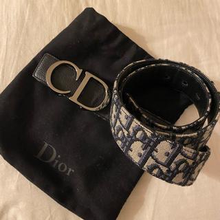 ディオール(Dior)のDIOR リバーシブル ベルト(ベルト)