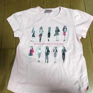 GU - バービーTシャツ 130