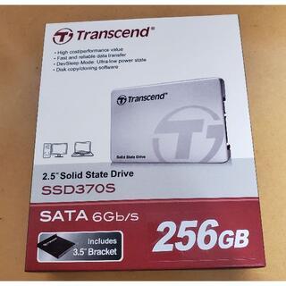 トランセンド(Transcend)のTranscend 2.5インチ SSD 256GB MLC(PCパーツ)