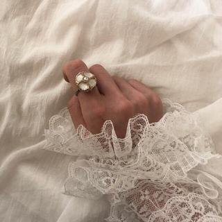 アメリヴィンテージ(Ameri VINTAGE)のflower ring♡(リング)