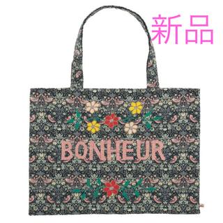 ボンポワン(Bonpoint)の新品 bonpoint 35200円 ボンポワン 刺繍 CSAO トートバッグ(トートバッグ)