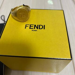 フェンディ(FENDI)の新品未使用!!FENDI 指輪(リング(指輪))