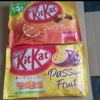 キットカット パッションフルーツ味ショコラオレンジ味(菓子/デザート)
