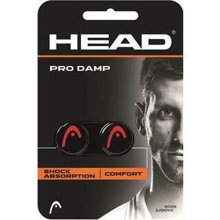 ヘッド(HEAD)の①ヘッド【HEAD】 振動止 プロダンプ(2個入) ブラック(その他)