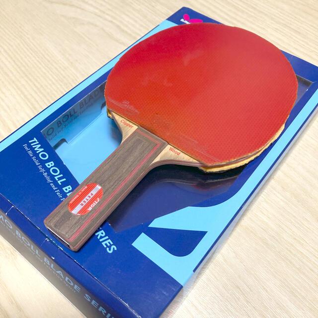 Yasaka(ヤサカ)のクリッパーウッド 初期 希少 シェーク 卓球 スポーツ/アウトドアのスポーツ/アウトドア その他(卓球)の商品写真