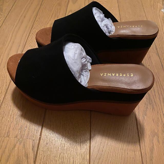 ESPERANZA(エスペランサ)のESPERANZA 厚底サンダル レディースの靴/シューズ(サンダル)の商品写真