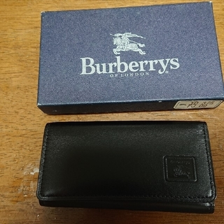 BURBERRY - BURBERRYキーケース(3連)