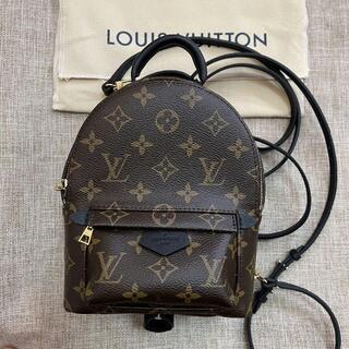 LOUIS VUITTON - Louis Vuitton パームスプリングス モノグラム リュック