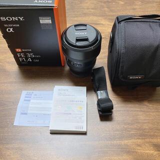 ソニー(SONY)の【富士様専用】SONY FE35mm F1.4 GM SEL35F14 GM(レンズ(単焦点))