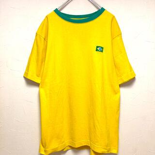 ブラジルサッカーTシャツ 古着(Tシャツ/カットソー(半袖/袖なし))