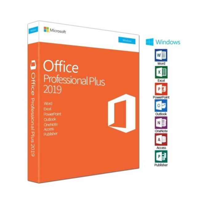 Microsoft(マイクロソフト)の【割引中!】Office Professional Plus 2019【永久版】 スマホ/家電/カメラのPC/タブレット(その他)の商品写真