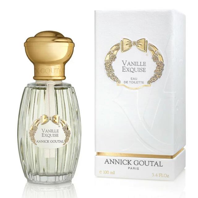 Annick Goutal(アニックグタール)のアニックグタール ヴァニーユ エキスキーズ コスメ/美容の香水(香水(女性用))の商品写真