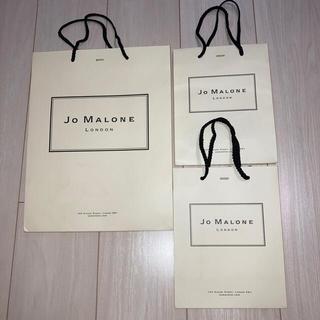 ジョーマローン(Jo Malone)のジョーマローンのショッパー 3枚 伊勢丹 三越購入時(ショップ袋)