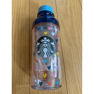 スターバックスコーヒー(Starbucks Coffee)のスターバックス ボトルカラフルハート(タンブラー)