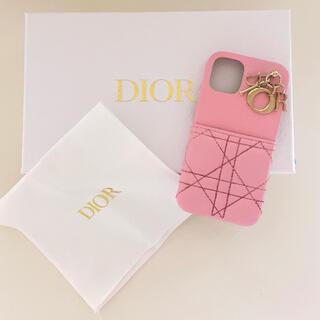 クリスチャンディオール(Christian Dior)のChristianDior LADYDIOR iPhone12miniケース(iPhoneケース)