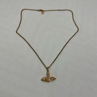 ヴィヴィアンウエストウッド(Vivienne Westwood)のVivienne Westwood ネックレス ゴールド(ネックレス)