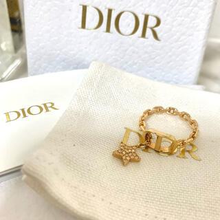 ディオール(Dior)のDior PETIT CD リング(リング(指輪))