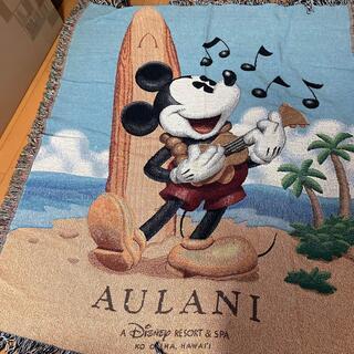 ディズニー(Disney)のディズニー アウラニ限定ラグ(ラグ)