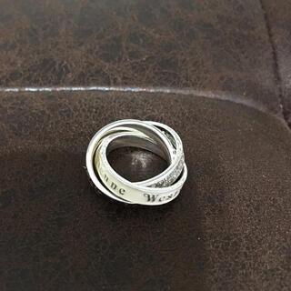 ヴィヴィアンウエストウッド(Vivienne Westwood)のVivienne Westwood 3連リング(リング(指輪))