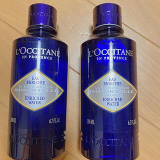 ロクシタン(L'OCCITANE)の新品 ロクシタン イモーテル エクストラフェイスウォーター(化粧水/ローション)