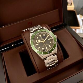 イチパーセント(1%)のチュードル 腕時計 自動巻き  (腕時計(アナログ))