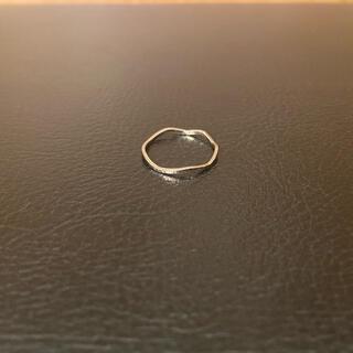 マルタンマルジェラ(Maison Martin Margiela)のVintage ring ビンテージリング デザイン加工(リング(指輪))