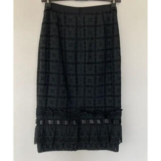 ドルチェアンドガッバーナ(DOLCE&GABBANA)のDOLCE & GABBANA ドルチェ&ガッバーナ スカート(ひざ丈スカート)