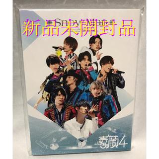Johnny's - 新品 素顔4 SnowMan盤 DVD