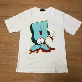 メディコムトイ(MEDICOM TOY)の専用 OriginalFake×UNDEFETED×kaws Tシャツ L(Tシャツ/カットソー(半袖/袖なし))