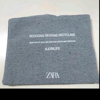 ザラ(ZARA)の店舗限定!新品未使用✨ZARA エコバッグ サイズM  (エコバッグ)