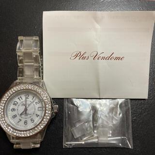Plus Vendome - 【新品未使用❗️】プラスヴァンドーム 腕時計