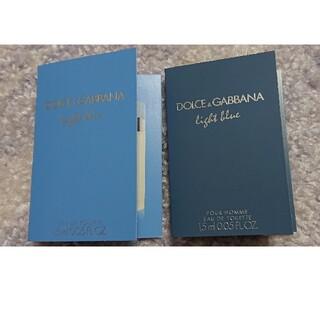 DOLCE&GABBANA - DOLCE&GABBANA香水サンプル