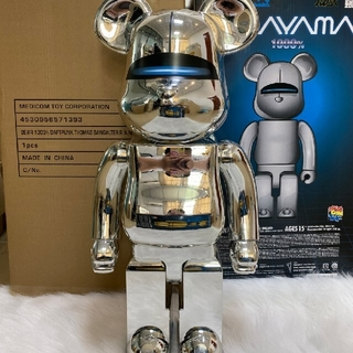 BE@RBRICK sexy robot 1000%(キャラクターグッズ)