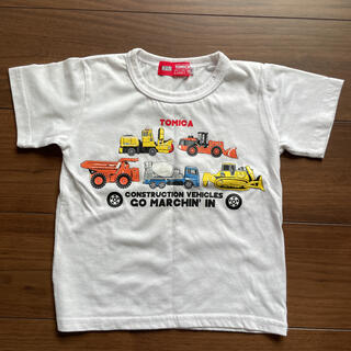 タカラトミー(Takara Tomy)のトミカ Tシャツ 110cm(Tシャツ/カットソー)