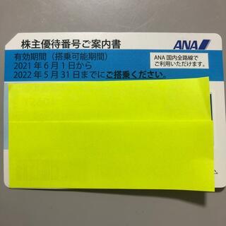 エーエヌエー(ゼンニッポンクウユ)(ANA(全日本空輸))の株主優待券ANA(航空券)