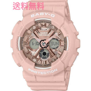 ベビージー(Baby-G)のカシオ ベビーG ビッグケース&メンズライクデザイン BA-130-4AJF(腕時計)
