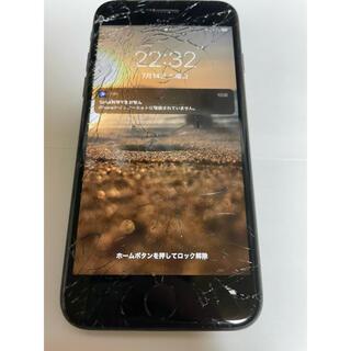 アップル(Apple)のiPhone7ブラック 128GB SIMフリー (スマートフォン本体)