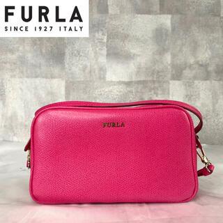 フルラ(Furla)の【FURLA】フルラ LILI リリー ピンク サフィアーノ ショルダーバッグ(ショルダーバッグ)